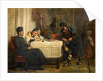 Peter's Pence, 1867 by Edwin Long