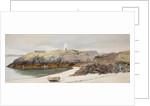 Light House at Llanddwyn, 1865 - 1918 by William Fredrick Hayes