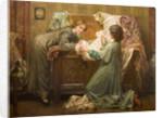 Grandmother's Wardrobe, 1912 by George Phoenix