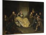 David Garrick in 'The Provok'd Wife', circa 1764 by Johann Joseph Zoffany
