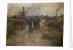 Evening in the Black Country by Edwin Butler Bayliss