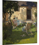 Summer Cottage by William Harold Dudley