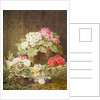 Still Life, Flowers, 1874 by Thomas Worsey