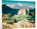 Sasso Di Bordigherra by Robert Jackson Emerson