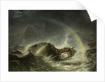 The Shipwreck, 1859 by Francis Darby