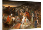 The Battle of Chevy Chase, circa 1810 by Edward Bird