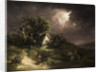 The Coming Storm - Isle of Wight, 1789 by George Morland