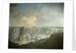 Falls of Niagara, circa 1775 by Richard Wilson