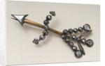 Arrow shaped brooch, 1875 - 1895 by unknown