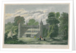Tixall Abbey, Staffordshire by T Radcliffe