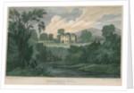 Darlaston Hall, Staffordshire by T Radcliffe