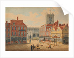 St Peter's Church, Market Place, Wolverhampton by Robert Noyes