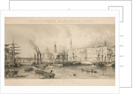 Port of London by F J Havell