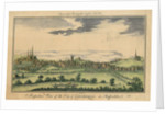 Perspective View of the City of Lichfield, 1795 - 1798 by unknown