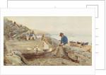 Mending the Nets by Tom Lloyd