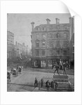 Queen Square , Wolverhampton 1870 by unknown
