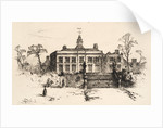 Molineux House, Wolverhampton from Remnants Of Old Wolverhampton (Vol.I. 1880. No.s 1-37), 1880 by John Fullwood