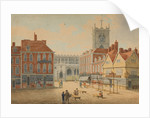 Lichgate From Queen Square, 1815 - 1825 by Robert Noyes