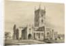 Collegiate Church, Wolverhampton by Robert Noyes