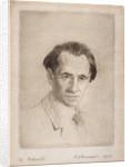 Self Portrait by Robert Jackson Emerson