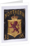Northern firemark, Darlaston, Slater & Co., 1836 by unknown