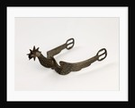 Eagle-headed spur by unknown