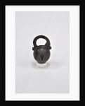 Miniature Mediaeval spherical padlock by unknown