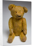Teddy bear, 1929 by unknown