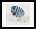 Child's circular chair, 1950s by unknown