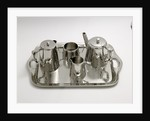 Warwick tea set made by Old Hall of Bloxwich, 1950s by unknown
