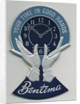 Bentima Clocks advert, Walsall Lithographic Co. Ltd., 1940s by unknown
