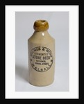 Beer bottle from Holmes and Moss, Walsall, c.1875 by unknown