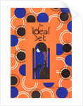 """Advertisement poster for The """"Ideal Set"""", Walsall Lithographic Company Limited, 1920s by unknown"""