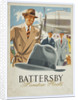 Battersby London Hats advertisement poster, Walsall Lithographic Company Limited, 1930s by unknown