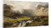 Idwal From Ben Glog, 1876 by Edwin Alfred Pettitt