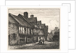 Old House, Lichfield Street by John Fullwood